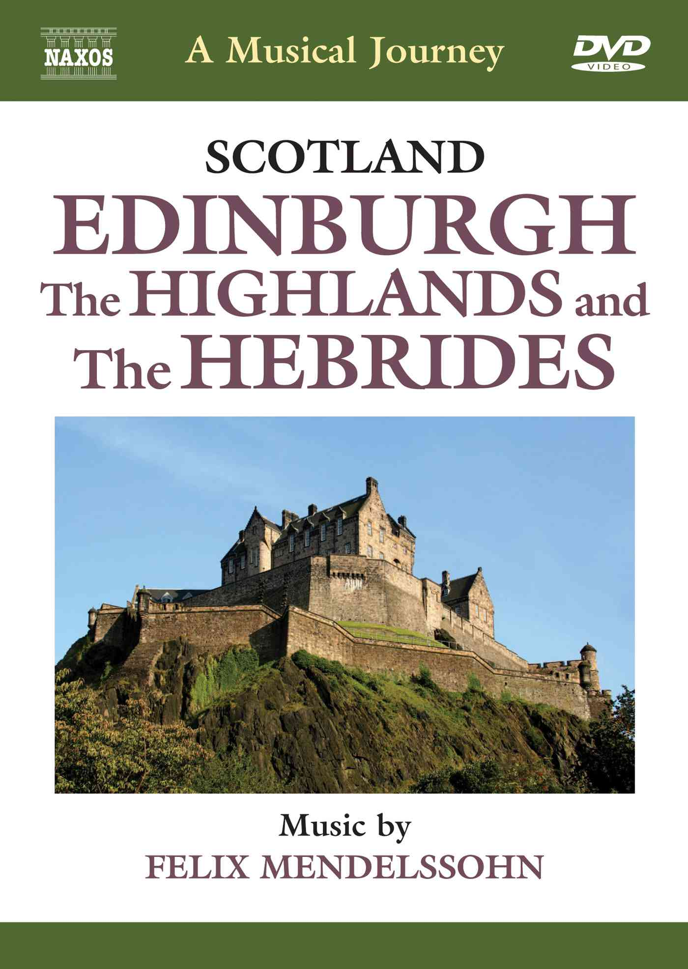 MENDELSSOHN:SCOTLAND EDINBURGH THE HI (DVD)