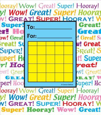 Positive Words Mini Incentive Charts By Carson-Dellosa Publishing Company, Inc. (COR)